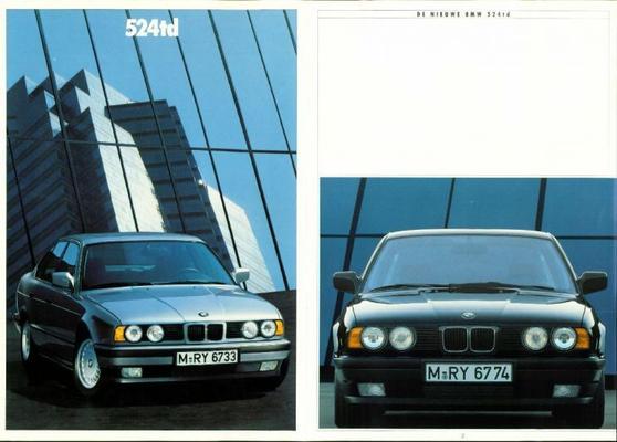 BMW 524td 65r,15h