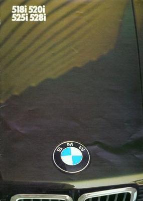 BMW 518i,520i,525i,528i