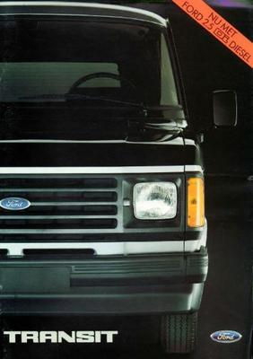 Ford Transit Bestelwagen,bus,kombi,kabine Laadbak,
