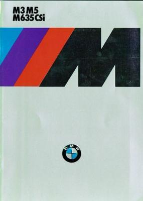 BMW Bmw M3 M5 M635csi