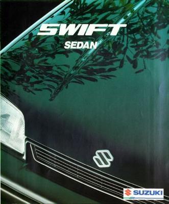 Suzuki Swift Sedan,glx,gl