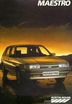 Austin Maestro Mg 2.0 Efi,1.6 Mayfair,1300 Ls,spec
