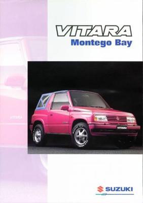 Suzuki Vitara Montego Bay