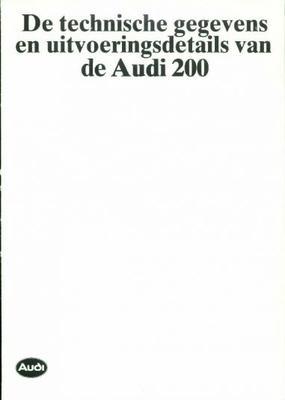 Audi 200 Turbo,quattro,avant Quattro