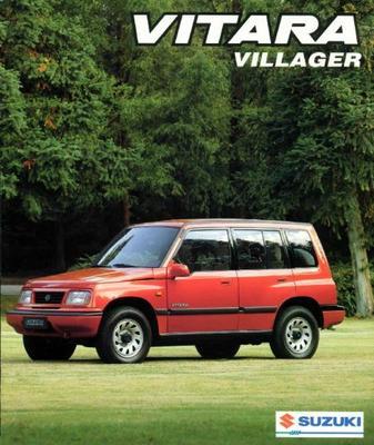 Suzuki Vitara Villager Jlx