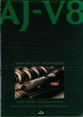 Jaguar Ja V8