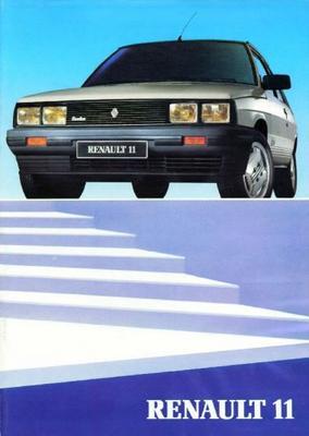 Renault 11 Turbo,tl,td,gtl,gtd,gtxtxe