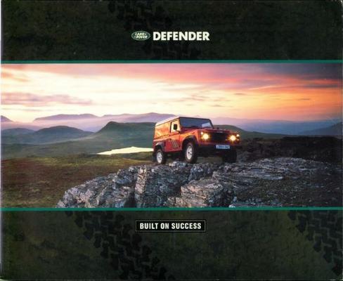 Land Rover Defender Soft Top,pick Up,hard Top,stat
