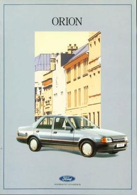 Ford Orion Cl,bravo