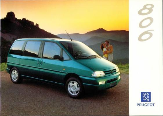 Peugeot 806,sedan,break Sv,306,405,605,806.sr.st,s