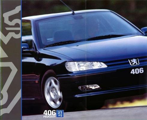 Peugeot 406 Sv, Sl, St