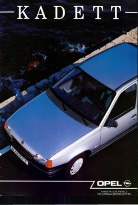 Opel Opel Kadett Ls,gl,gt,gsi, Cabrio,stationwagon