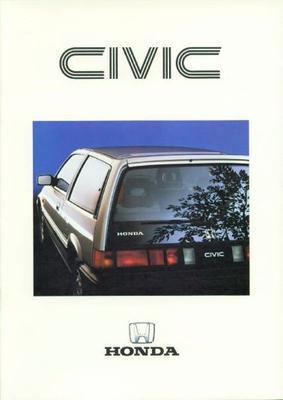 Honda Civic,shuttle Gl,gt,rt 4wd