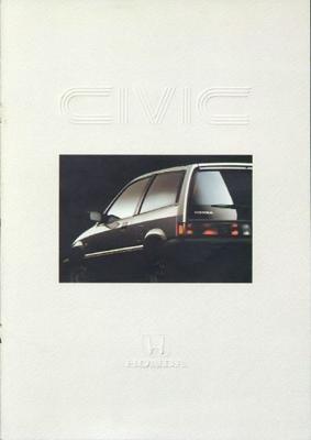 Honda Civic,shuttle Gl ,luxe,gt,4wd