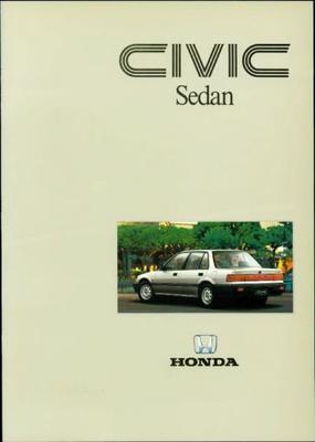 Honda Civic,sedan Gl