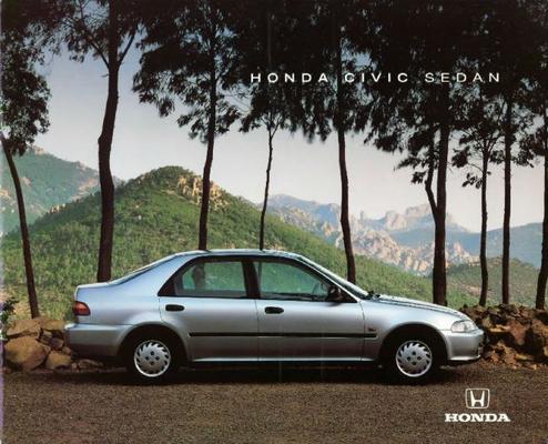 Honda Civic Sedan Vti