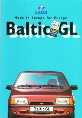 Lada Baltic Gl