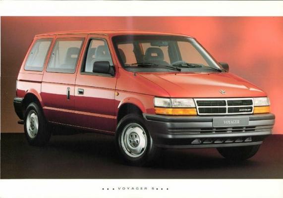 Chrysler Voyager S