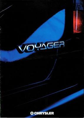 Chrysler Voyager Se 2.5i,se 3.3i,awd Se,awd Le