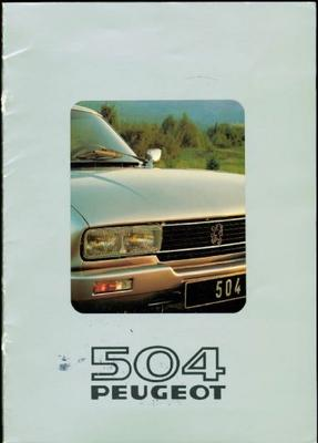 Peugeot 504 Coupe,cabriolet,coupe V6