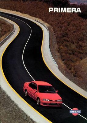 Nissan Primera Lx,slx,se,gt