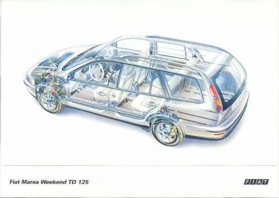 Fiat Marea Td 125
