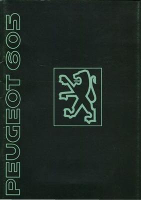 Peugeot 605 Sri,sr3.0,sv3.0,sv24