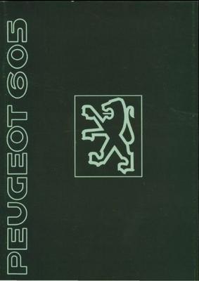 Peugeot 605 Sli,sld,sri,srd,srdt,sv3.0,svdt,sv24