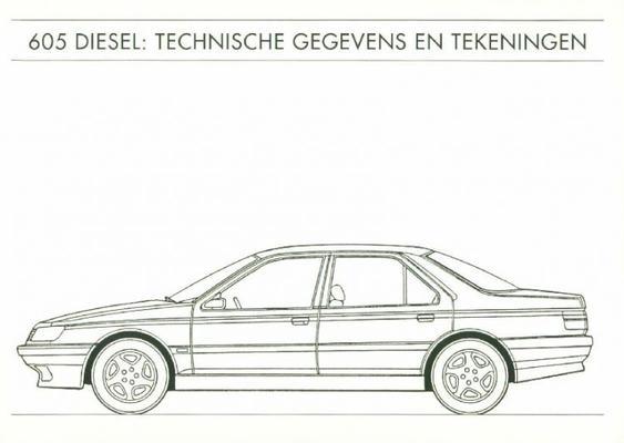 Peugeot 605 Sldt,srdt Aut,2.5