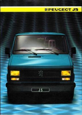 Peugeot J5,fourgon 150.010.001.300
