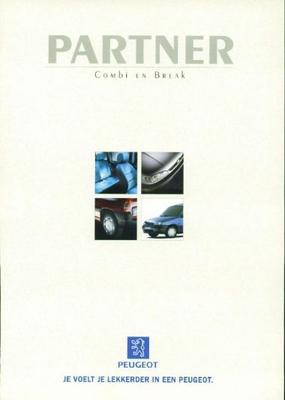 Peugeot Partner,combi, Break,combi Break Mpv