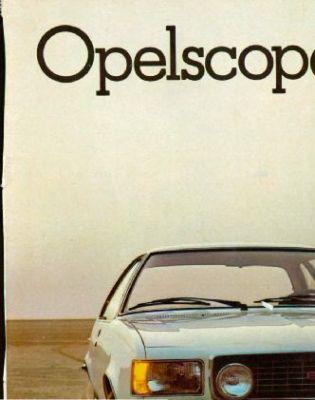 Opel Kadett,ascona,manta,rekord,commodore,admiraal