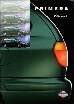Nissan Primera Estategx,slx,sesi,sri