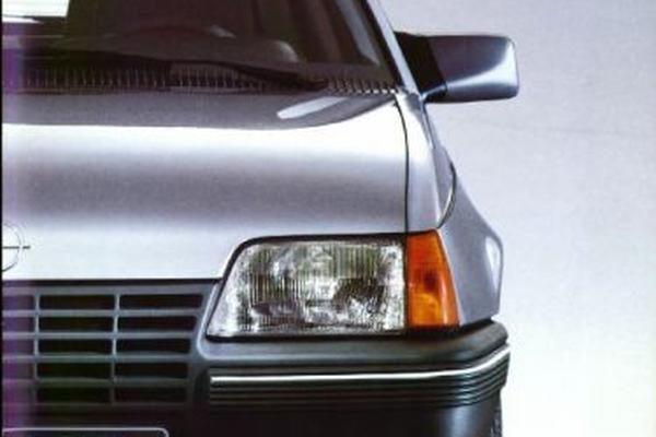 Opel Opel Kadett Gsl,ls,gl,gt,gsi,caravan
