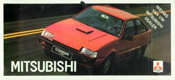 Mitsubishi Cordia,tredia,turbo,colt,lancer,galant,