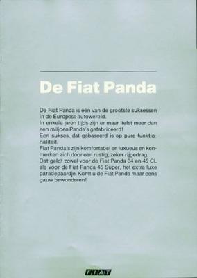 Fiat Panda 34,45super