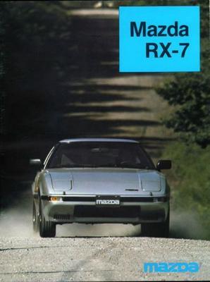 Mazda Rx 7 Sdx