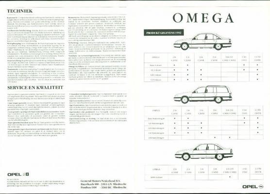 Opel Omega Basis,gl,gls,cd,stationwagon,3000