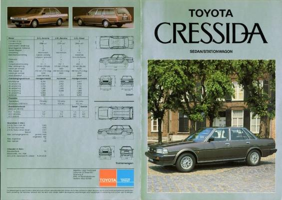 Toyota Cressida Sedan,stationwaon