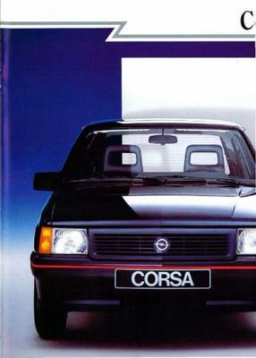 Opel Corsa Swing,gt