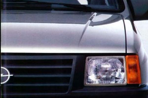 Opel Corsa Gls,gt,gl