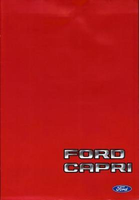 Ford Capri Capri Lglghias