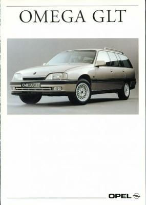 Opel Omega Glt Stationwagon