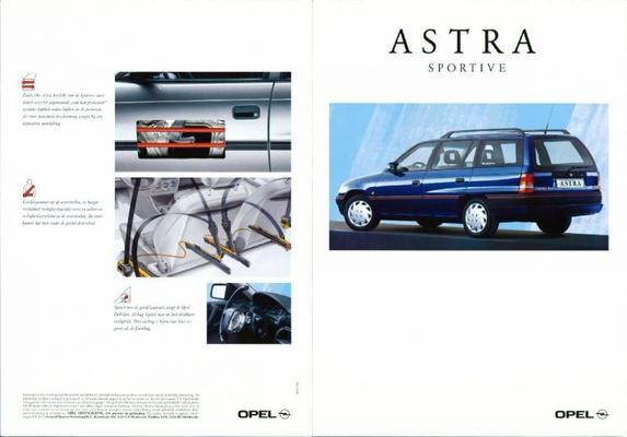 Opel Opel Astra Astra Sportive