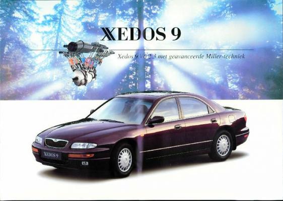 Mazda Xedos 9 V6