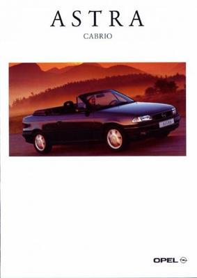 Opel Opel Astra Cabrio