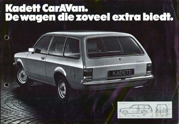 Opel Opel Kadett Caravan