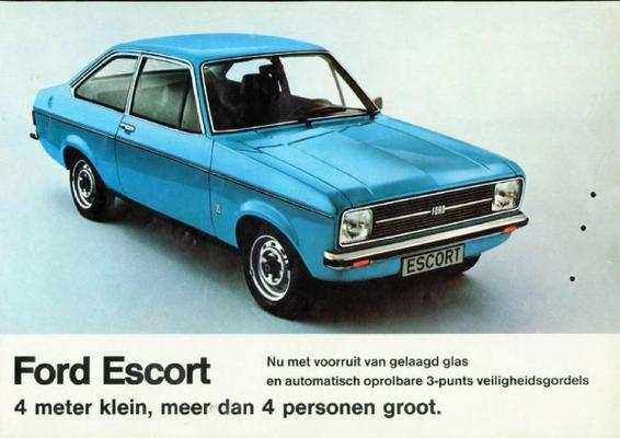 Ford Escort L,gl
