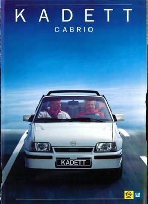 Opel Opel Kadett Cabrio