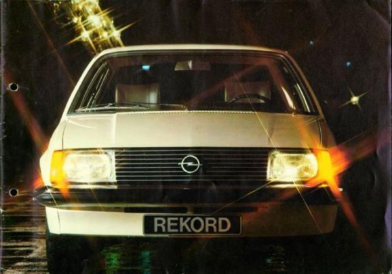 Opel Rekord S